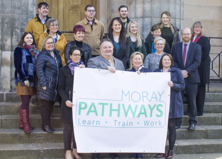 Investing in employability in Moray